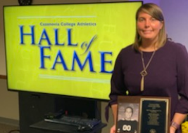 Charlotte Valley Grad Inducted in Hall of Fame