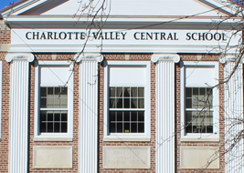 Members of the Charlotte Valley Community