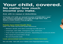 Child Health Plus - Fidelis Care