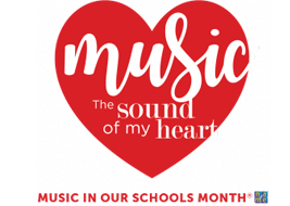 Welcome to Music in Our Schools Month!