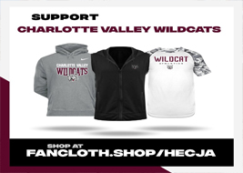 support the Charlotte Valley Varsity club - sale ends 1-27-21